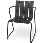 Ocean Chair - Gunmetal / Black