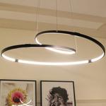 Zigouzi Pendant - Black / White