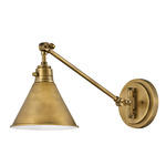 Arti Wall Sconce - Heritage Brass