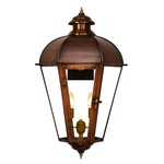Joachim Outdoor Wall Light - Antique Copper