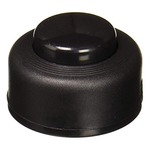 Step-On-Button On/Off Push Switch - Black