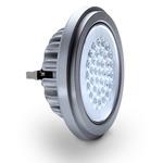 Vivid Warm Dim AR111 G53 19W 12V 25Deg 2700K 95CRI - Silver