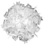 Veli Foliage Wall / Ceiling Light - White / White