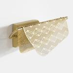 Mediterranea Wall Sconce - Brushed Brass