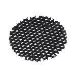 MR16 / PAR16 Eggcrate Louver - Black /