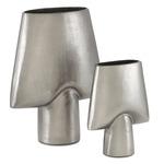 Wallah Vase - Black Nickel