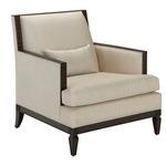 Zoe Chair - Walnut / Sand Linen