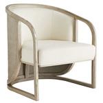 Fortuna Lounge Chair - Smoke