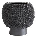 Daria Tall Vase - Matte Black