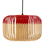 Bamboo Outdoor Pendant - Red Bamboo