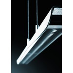 9630 LED Linear Suspension - Satin Nickel /