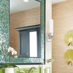 Astor 1 Light Bathroom Vanity Light by Norwell Lighting