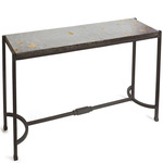 Fallen Console Table - Powder Coated Iron