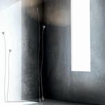 Papiro LED Floor Lamp - Nickel