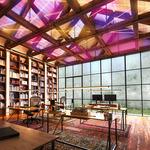 Lazer Line Direct / Indirect RGB Suspended System 24VDC - Satin Aluminum