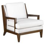 Andaz Chair - Walnut / White
