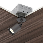 Vanishing Point Rebel for Millwork with Power - Antique Bronze