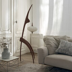 The Praying Mantis Floor Lamp -