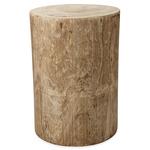 Agave Side Table - Light Wood