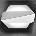 Dolomite Wall Sconce - White