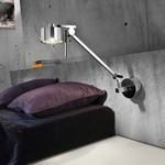 AX20 Swing Arm Wall Sconce by Axo Light