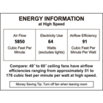 Aire Decor Ceiling Fan -  /