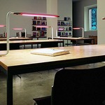 One Line FLU Table by Artemide