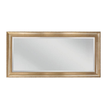 Beacon Street Mirror - Light Walnut / Silver Mist /