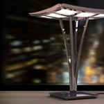Aradess Table Lamp by Blackjack Lighting