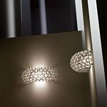 Caboche Media Wall Sconce by Foscarini
