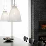Caravaggio Glass Pendant by Lightyears