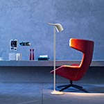 Colibri Floor Lamp by Foscarini