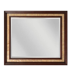 Colwyn Bay Mirror - Capiz Shell  /