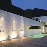 Crystal Bakehouse Indoor/Outdoor Wall Sconce -  /