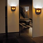Dress Wall Light by Vistosi