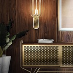 Turner Wall Light by Delightfull