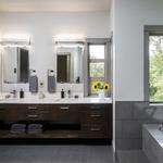 Fizz III Linear Bathroom Vanity Light -