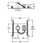 ECOLED2 3.5 Inch IC Airtight New Construction Housing -  /