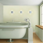 4X4 Wall/Ceiling Mount -  /