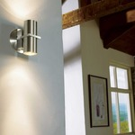 Alpine Outdoor Wall Sconce by Edge Lighting