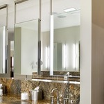 Element Lighted Mirror by Electric Mirror