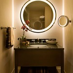 Eternity Lighted Mirror by Electric Mirror