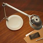 Element Vision LED Desk Lamp by Humanscale
