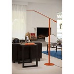 Equo LED Floor Lamp 3500K by Koncept Lighting