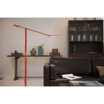 Equo LED Warm White Floor Lampquo LED Warm White Floor Lamp by Koncept Lighting