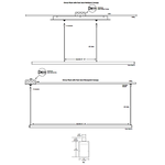 Fast Jack Cirrus Float R1 Rectangle Lens Suspension -  /