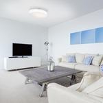 Manhattan Semi Flush Ceiling Light -