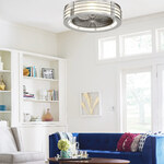 Beckwith Ceiling Fan with Light -