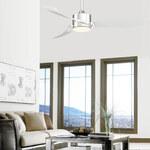 SculptAire Ceiling Fan with Light -