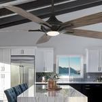 Mykonos 60 Inch Ceiling Fan with Light -
